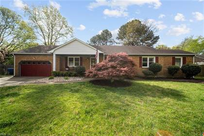 Residential Property for sale in 504 Mossycup Drive, Virginia Beach, VA, 23452