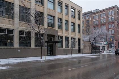 Single Family for sale in 87 Princess Street 203, Winnipeg, Manitoba, R3B1K2