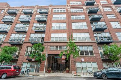 Residential Property for sale in 1500 West Monroe Street 118, Chicago, IL, 60607