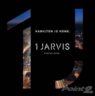Condominium for sale in 1 Jarvis, Hamilton, Ontario, L8R3J2