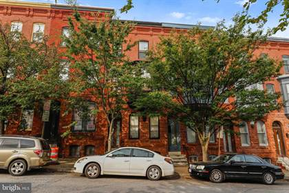 Residential Property for sale in 1744 PARK AVENUE, Baltimore City, MD, 21217