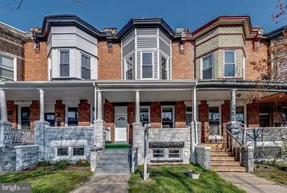 Residential Property for sale in 2427 GUILFORD AVENUE, Baltimore City, MD, 21218