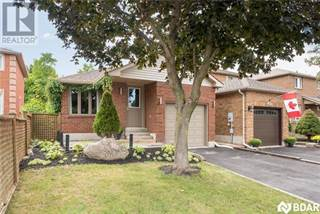 Single Family for sale in 35 GEDDES Crescent, Barrie, Ontario