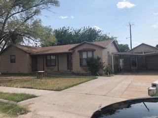 Single Family for sale in 1502 Emerson St, McCamey, TX, 79752