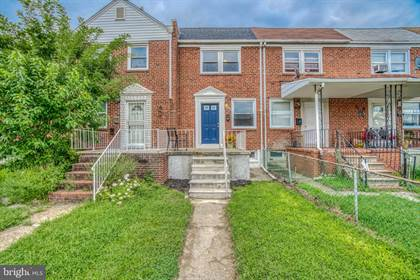 Residential Property for sale in 1339 BROENING HIGHWAY, Baltimore City, MD, 21224