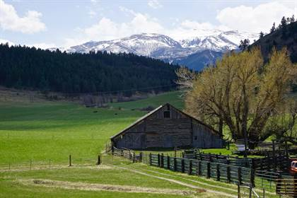 Farm And Agriculture for sale in 105 Cemetery RD, Fishtail, MT, 59028