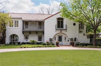 Residential Property for sale in 5422 Montrose Drive, Dallas, TX, 75209