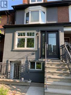 Single Family for rent in 36 ASHBURNHAM RD Lower, Toronto, Ontario, M6H2K3