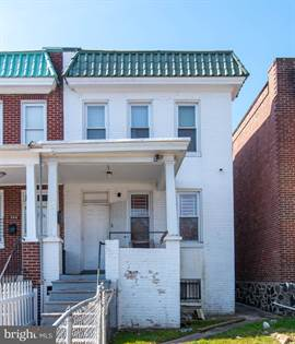 Residential Property for sale in 5212 CUTHBERT AVENUE, Baltimore City, MD, 21215