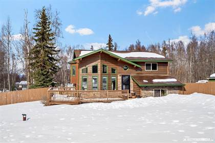 Residential Property for sale in 22319 Woodcliff Court, Chugiak, AK, 99567
