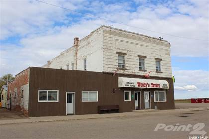 Commercial for sale in 4 2nd STREET, Tompkins, Saskatchewan, S0N 2S0