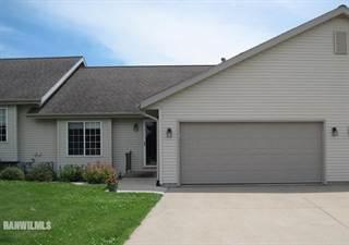 Condo for sale in 231 Hancock, Orangeville, IL, 61060