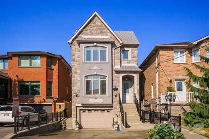Residential Property for sale in 162 LOCKSLEY AVE., Toronto, Ontario, M6B 3N5