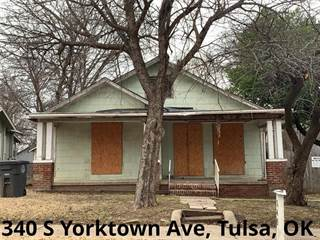 Residential Property for sale in 340 S Yorktown Avenue, Tulsa, OK, 74104