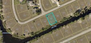 Land for sale in 1206 SW 4th LN, Cape Coral, FL, 33991