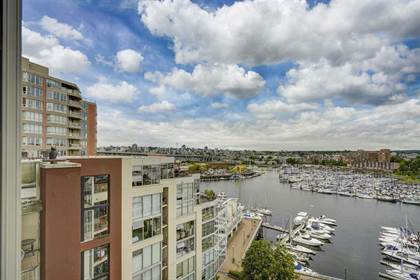 Single Family for sale in 1000 BEACH AVENUE 1003, Vancouver, British Columbia, V6E4M2