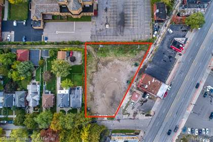 Lots And Land for sale in 4141 CLIPPERT, Detroit, MI, 48210