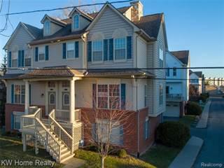 Condo for rent in 1453 BEACHLAND Boulevard, Keego Harbor, MI, 48320