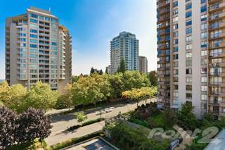 Apartment for rent in Parkview Towers I & II - Two Bedroom, Burnaby, British Columbia