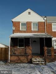 Townhouse for rent in 1419 BROENING HIGHWAY, Baltimore City, MD, 21224