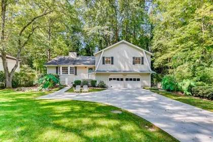 Residential Property for sale in 380 Forest Valley Court, Atlanta, GA, 30342
