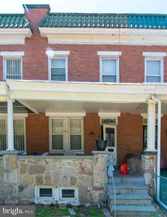 Residential Property for sale in 254 N HILTON STREET, Baltimore City, MD, 21229