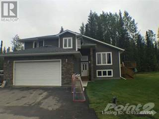 Single Family for sale in 7-114051 TOWNSHIP RD 592, Slave Lake Region, Alberta