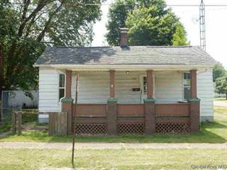 Single Family for sale in 290 W ELM Street, Waverly, IL, 62692