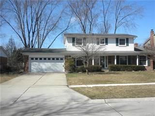 Single Family for sale in 15339 ELLEN Drive, Livonia, MI, 48154