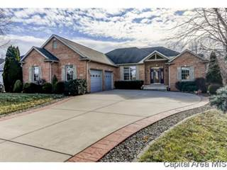 Single Family for sale in 4040 NEWBURY DR, Springfield, IL, 62711