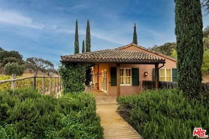 Residential Property for sale in 1155 Alisos Rd, Santa Ynez, CA, 93460