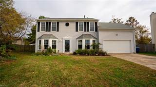 Single Family for sale in 3048 Barberry Lane, Virginia Beach, VA, 23453