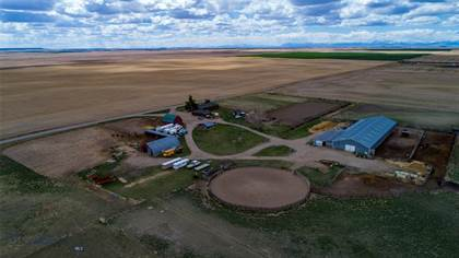 Farm And Agriculture for sale in 481 24th Road NE, Dutton, MT, 59433