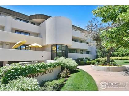 Residential Property for sale in 1140 Portland Pl 107, Boulder, CO, 80304