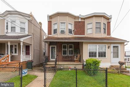 Residential Property for sale in 225 WORRILOW STREET, Marcus Hook, PA, 19061