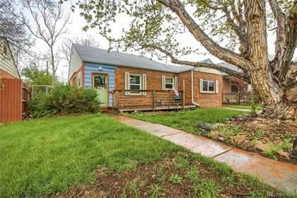 Residential for sale in 1257 S Garfield Street, Denver, CO, 80210
