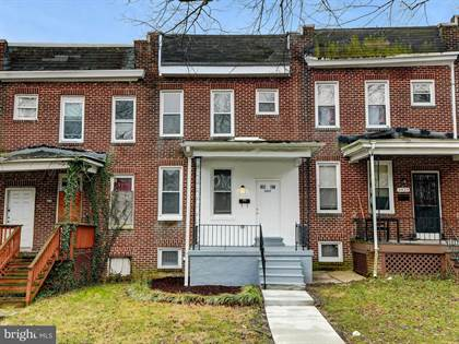 Residential Property for sale in 3917 BOARMAN AVE, Baltimore City, MD, 21215