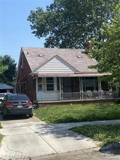 Residential Property for sale in 16859 CARLISLE Street, Detroit, MI, 48205