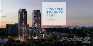 Condo for sale in Pinnacle Toronto East, Toronto, Ontario