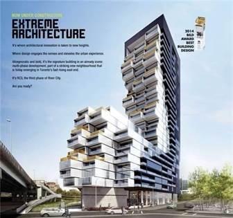 Condominium for rent in 170 Bayview Ave 2302, Toronto, Ontario, M5A0M4