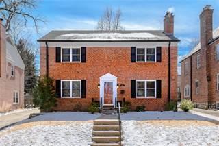 Single Family for sale in 7254 Cornell Avenue, University City, MO, 63130