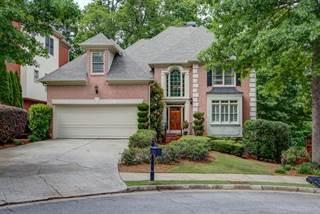 Single Family for rent in 340 Nell Court, Sandy Springs, GA, 30342