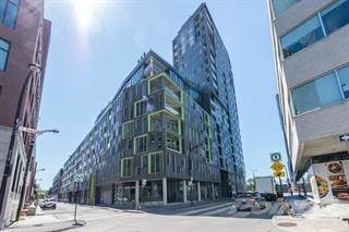 Residential Property for sale in 90 Rue Prince, apt. 903 Ville-Marie (Montréal) H3C 2M8, Montreal, Quebec