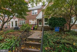 Townhouse for sale in 8041 WINSTON ROAD, Philadelphia, PA, 19118
