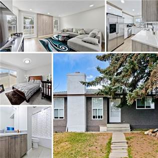 Single Family for sale in 6415 RUNDLEHORN DR NE, Calgary, Alberta, T1Y2B7