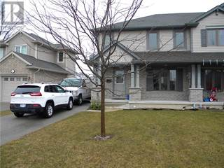 Single Family for sale in 19 TAMARACK COURT COURT, St. Thomas, Ontario, N5P0A8