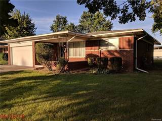 Single Family for rent in 34856 Amsterdam Drive, Sterling Heights, MI, 48312