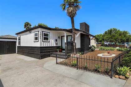 Residential Property for sale in 4845 Castle Ave, San Diego, CA, 92105