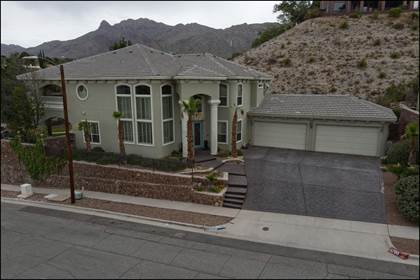 Residential Property for sale in 5700 DIAMOND POINT Circle, El Paso, TX, 79912