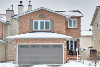 Single Family for sale in 22 WATERTON CRESCENT, Ottawa, Ontario